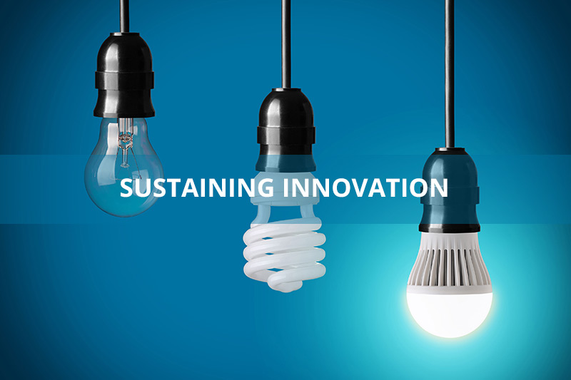 sustaining innovation