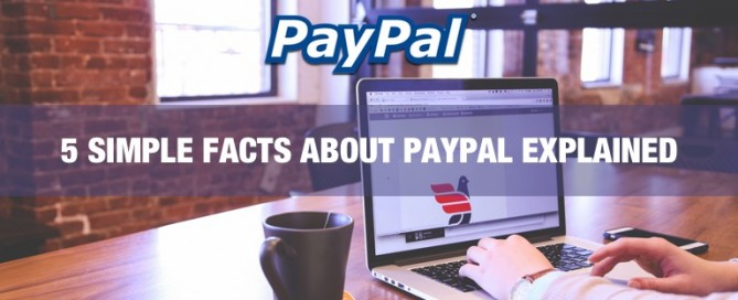 5 Simple Facts About PayPal