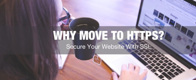 secure your site with ssl and https